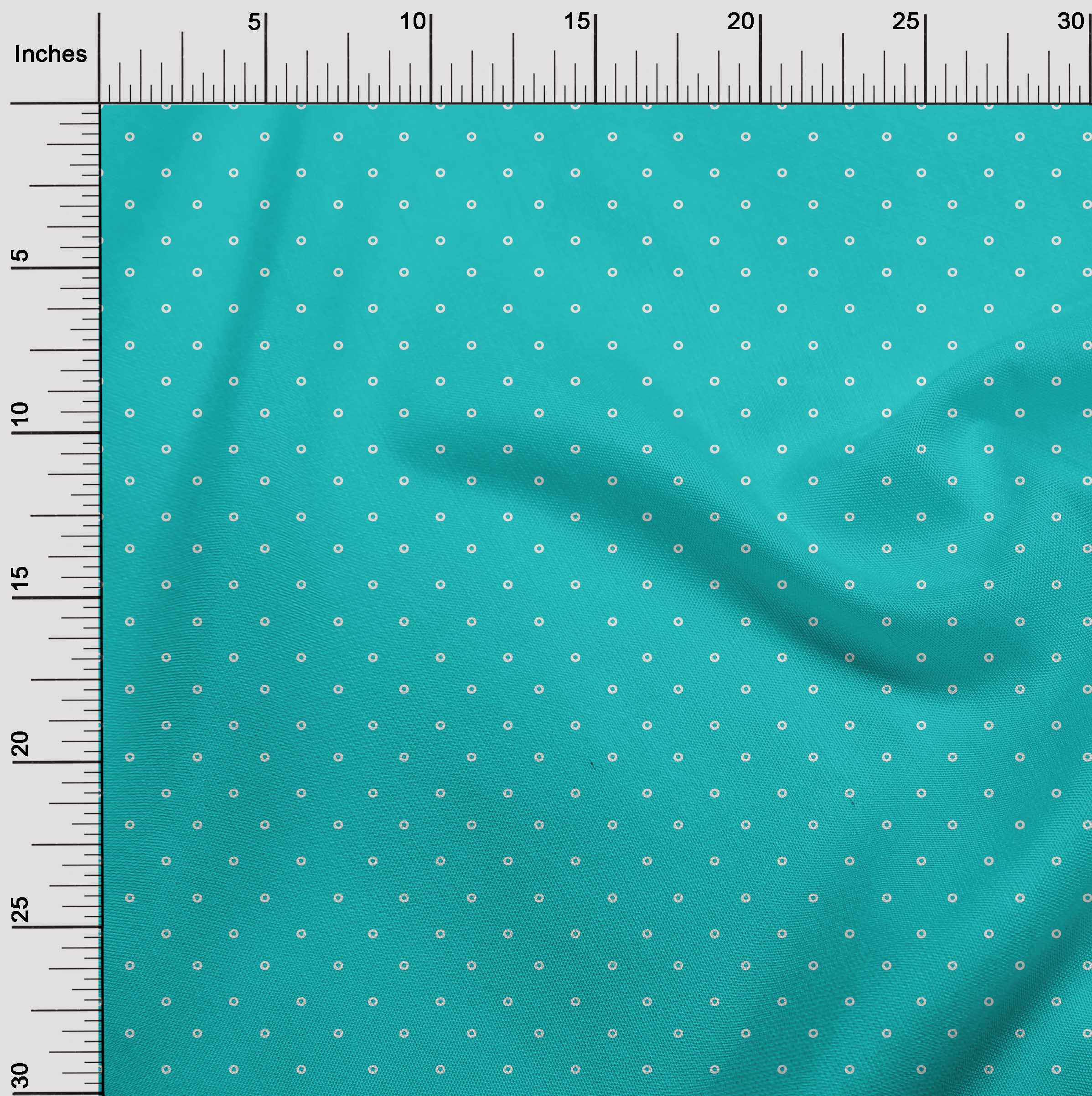BP-1417A/_32 oneOone Pinselstrich Block Print Fabric By The Meter