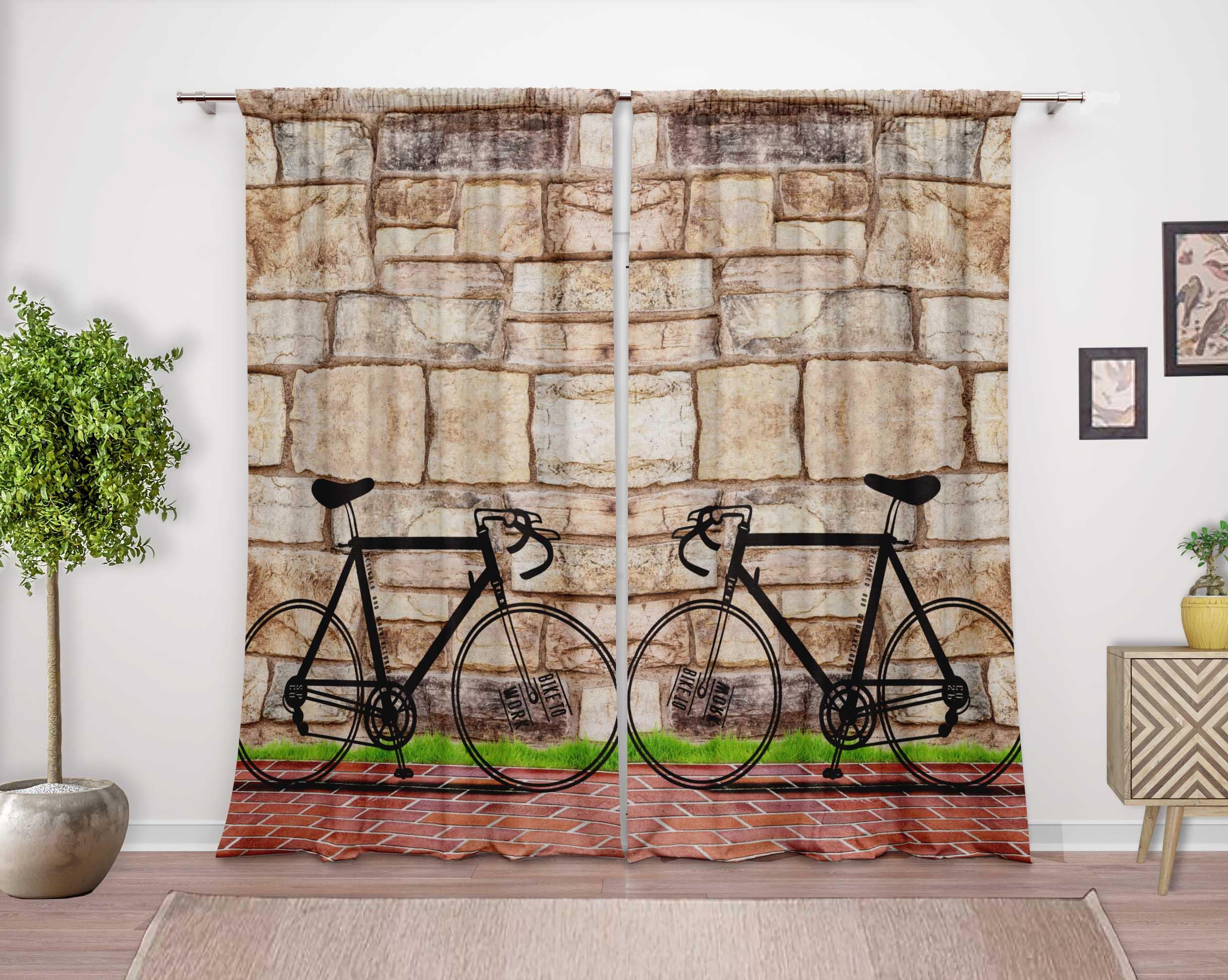 Rideau Pour Porte Fenetre détails sur double panneau rideaux porte pour chambre tringle de rideau  fenêtre-nt-dctd227a